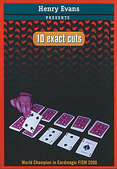 10 exact cuts de Henry Evans