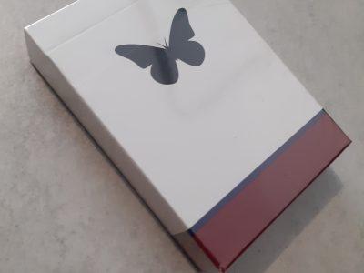 Jeu marqué Butterfly (rouge)