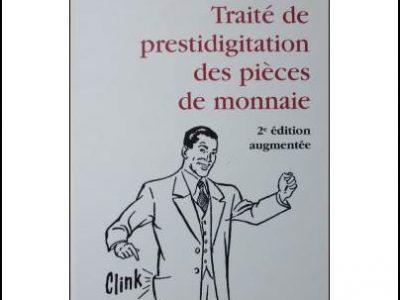 traité de Prestidigitation des Pièces de Monnaie.