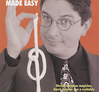 RECHERCHE: Expert Rope Magic Made Easy by Daryl - Volume 3