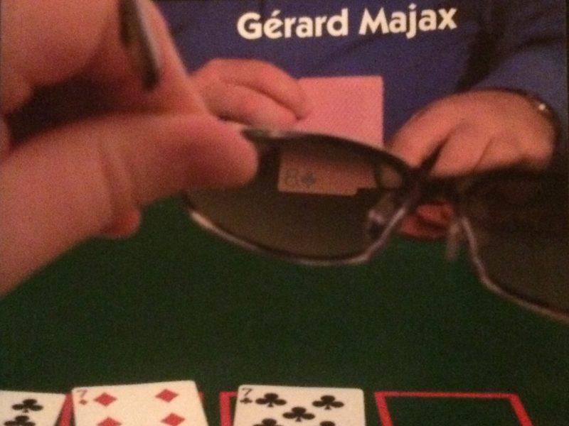 TRICHERIES AU POKER Gérard Majax