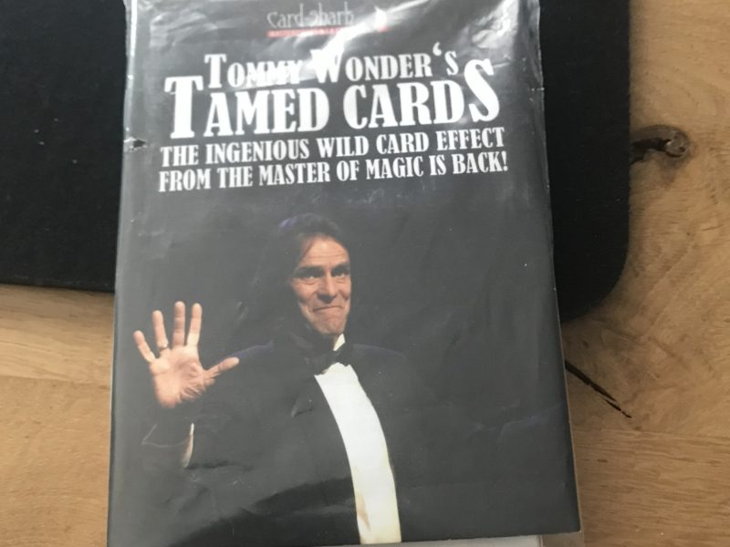 TAMED CARDS