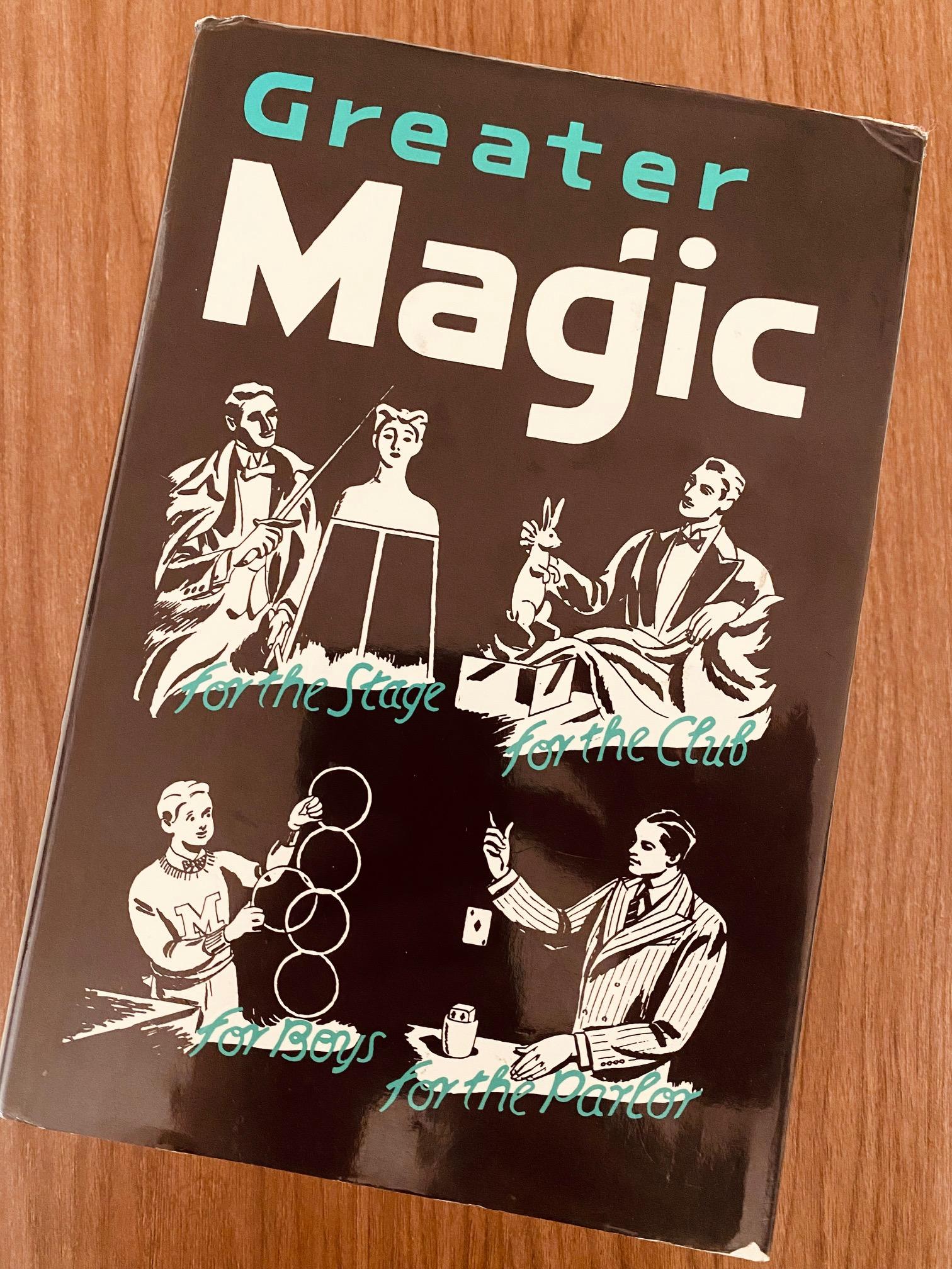 Greater Magic , Richard Kaufman / Hilliard, 1994