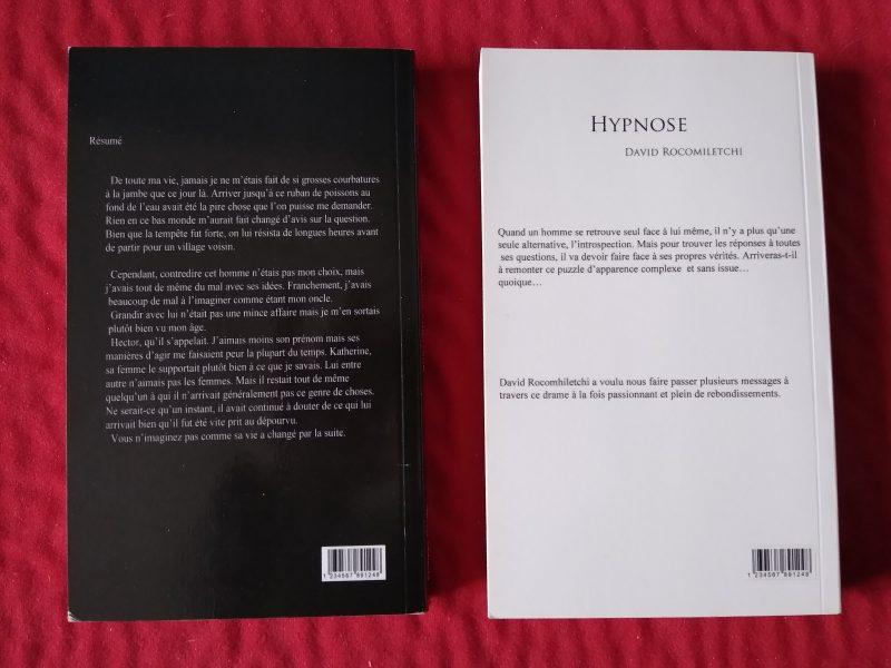 Double livre de mentalisme: Hypnose et Souvenir souvenir