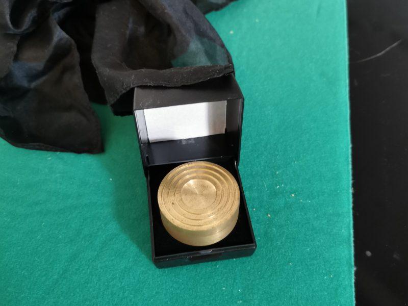 Duvivier coin box