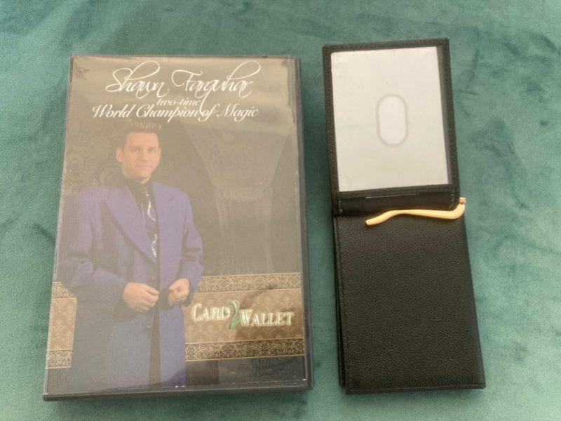 shawn farquhar Card to wallet
