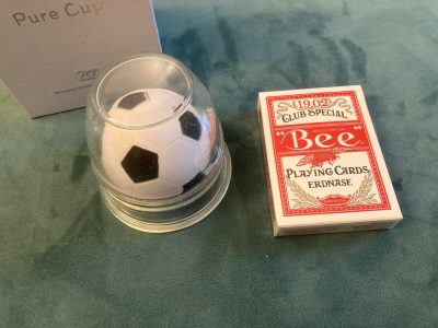 pure cup TCC