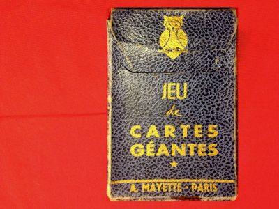 JEU GÉANT MAYETTE/HÉRON (1967)