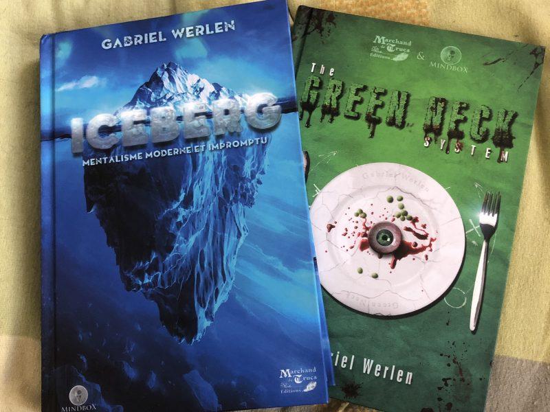 Iceberg et Green Neck