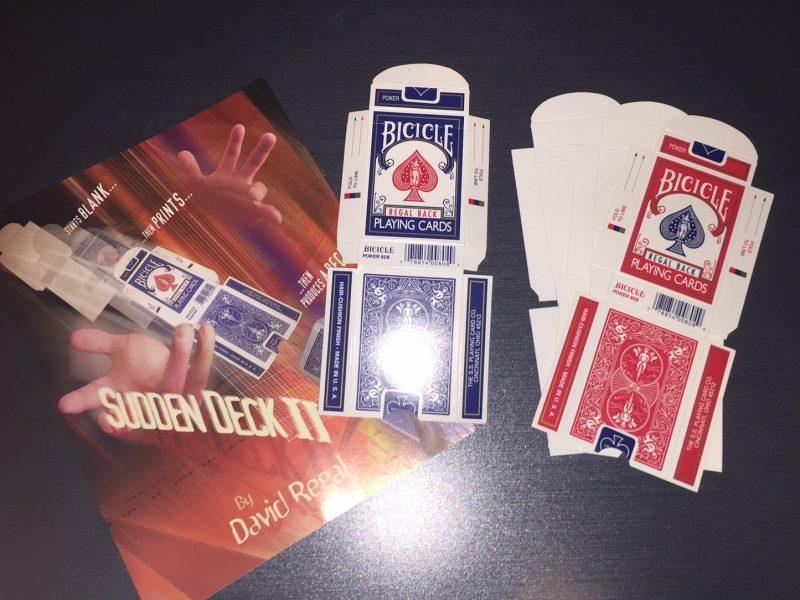 sudden deck II
