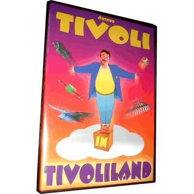 la magie de tivoli 2 DVD